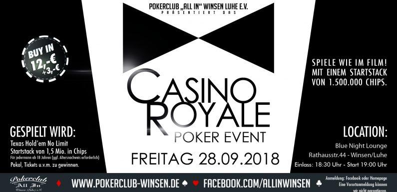Casino Royal 2018